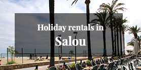 Holiday rentals in Salou